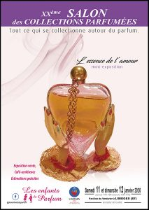 salon des collections parfumées 2020 limoges